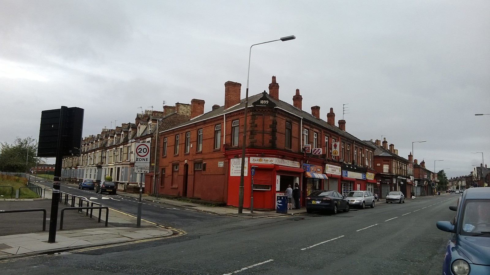 Venmore Street Anfield Liverpool